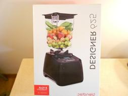 Brand New Blendtec Designer 625 Fit Blender - Black - Superf