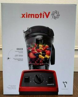 BRAND NEW Vitamix E320 Explorian Series Blender With 7-Year
