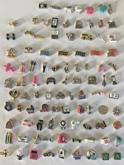 Origami Owl Charms Hobbies Crafts Occupations Free Shipping
