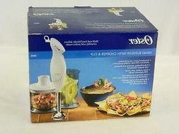 Oster Hand Blender With Chopper And Cup BRAND NEW-IN-B0X