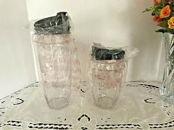 Nutri Ninja Blender Replacement Cups with Lids for Model 900