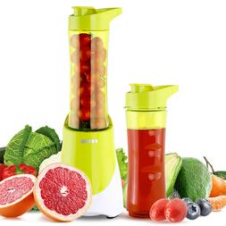 EKICH Personal Blender with 300W Motor Smoothie for Shakes S