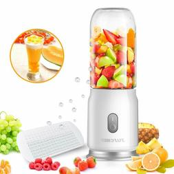 Portable Blender Rechargeable Travel for Shakes and Smoothie