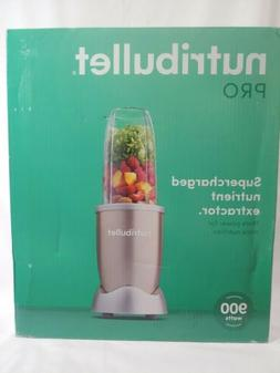 NutriBullet PRO Blender with Nutrient Extractor Blades, 900