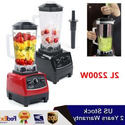 Professional Power Blender 3HP 2L Heavy Duty Commercial Blen